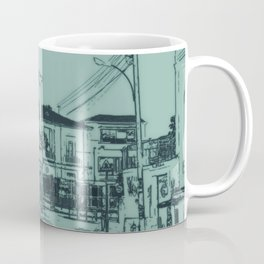 Urban depression I Coffee Mug
