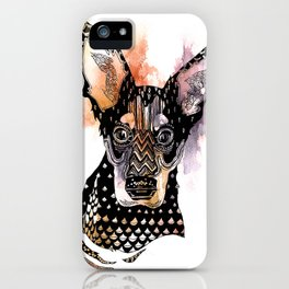 Lexy iPhone Case