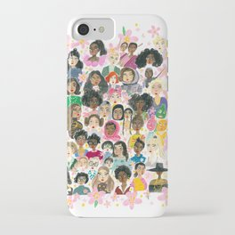 Women of the world iPhone Case