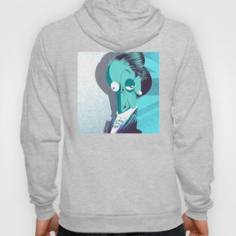 Maggie Smith Hoody