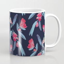 Pom Blossom in Winter Coffee Mug