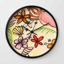 COLADA-SCOPE Wall Clock