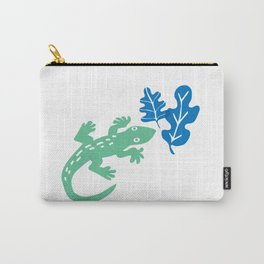 The Green Gecko Carry-All Pouch