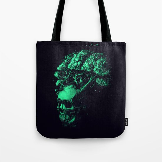 The End Is the Beginning Tote Bag