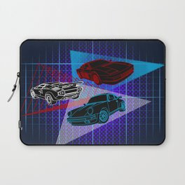 80s Supercars Laptop Sleeve