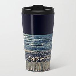 Sea in the Night Travel Mug