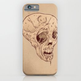 Rotten iPhone Case