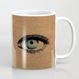 The Eye Coffee Mug