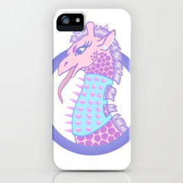 Gira - pastel iPhone Case