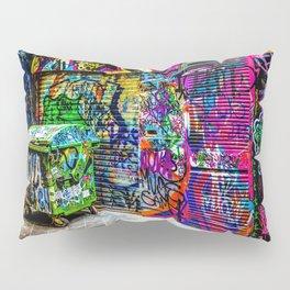 Street art Pillow Sham