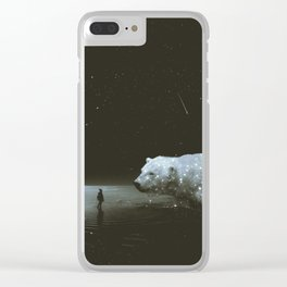 retrouvailles Clear iPhone Case
