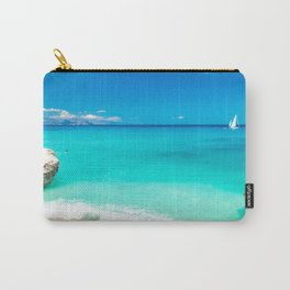 The beautiful Cala Goloritzè in Sardinia Carry-All Pouch
