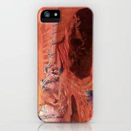 Martian Explorers iPhone Case