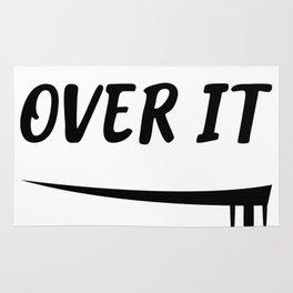 Over it Rug