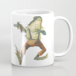 My First Duel: The Frog Coffee Mug