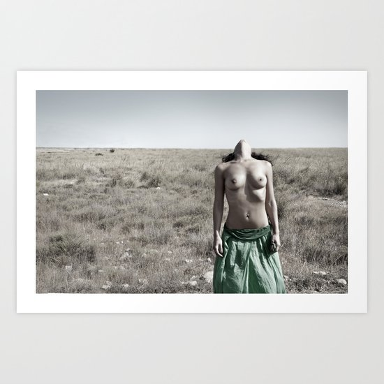 intropia Art Print