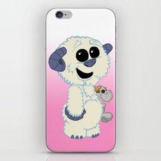 Lil Wampa (pink) iPhone & iPod Skin