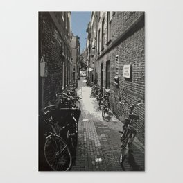 Now & Then - #1 Canvas Print