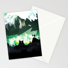 Dante's Inferno: Circle of Limbo Stationery Cards