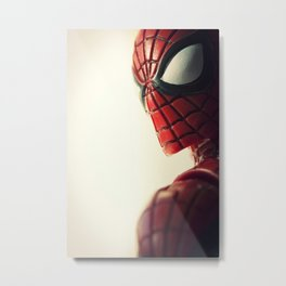 You can't arrest me. I'm the good guy!  Metal Print