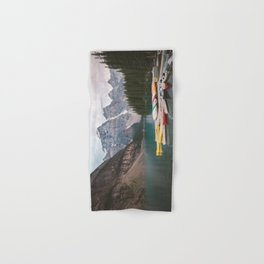 Lake Moraine Hand & Bath Towel