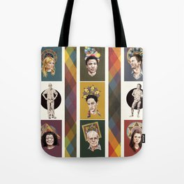 The Saints of Greendale Tote Bag