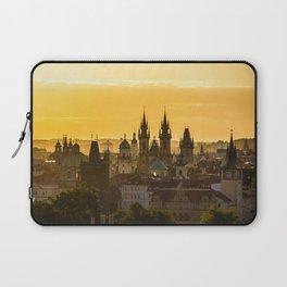 Prague Dawn Laptop Sleeve