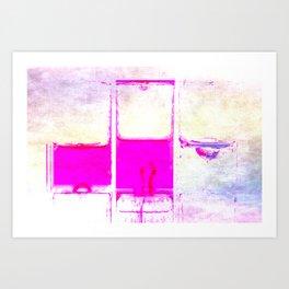 Pulp Art Print