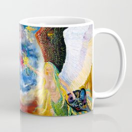 Marriage of Heaven and Hell Coffee Mug
