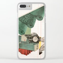 No. 5 Clear iPhone Case