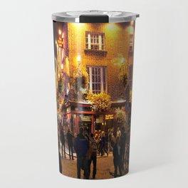 Temple Bar Travel Mug