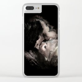 Love is my only weakness Clear iPhone Case
