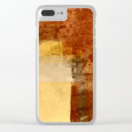 Surya Clear iPhone Case