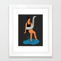 OCA Framed Art Print