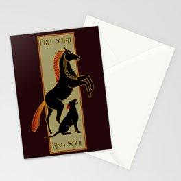 Free Spirit, Kind Soul Stationery Cards