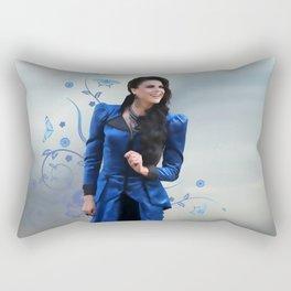 THE EVIL QUEEN (6x03) Rectangular Pillow