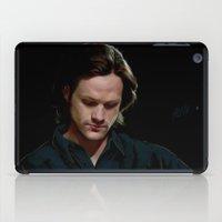 sam winchester iPad Cases featuring Sam Winchester. Season 9 by Armellin