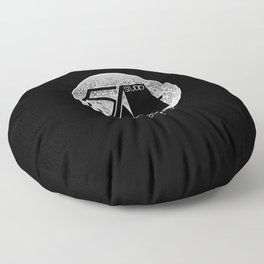 Studio 54 - Discoteque Floor Pillow