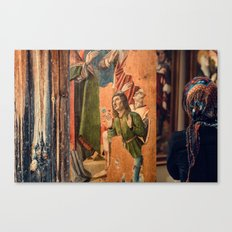 Collage Canvas Print