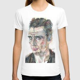 JACK KEROUAC - watercolor portrait.7 T-shirt