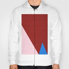 Blue Triangle Hoody