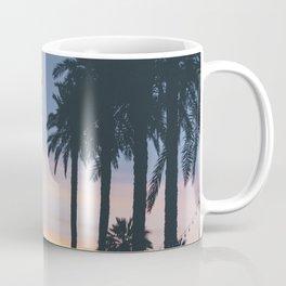 SUNRISE - SUNSET - PALM - TREES - NATURE - PHOTOGRAPHY Coffee Mug