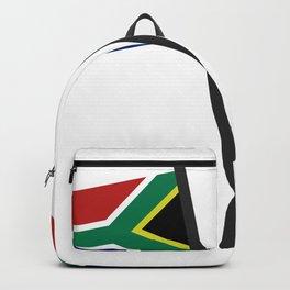south africa flag Backpack