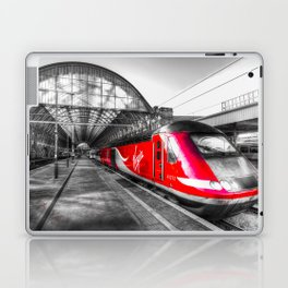 Virgin Train Kings Cross Station Laptop & iPad Skin