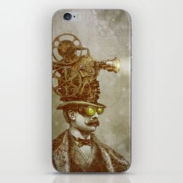 The Projectionist iPhone Skin