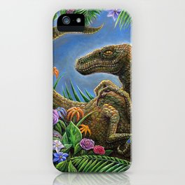Frolic iPhone Case