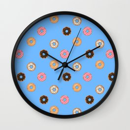 DONUT TOUCH Wall Clock