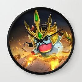Jarvan IV Poro League Of Legends Wall Clock