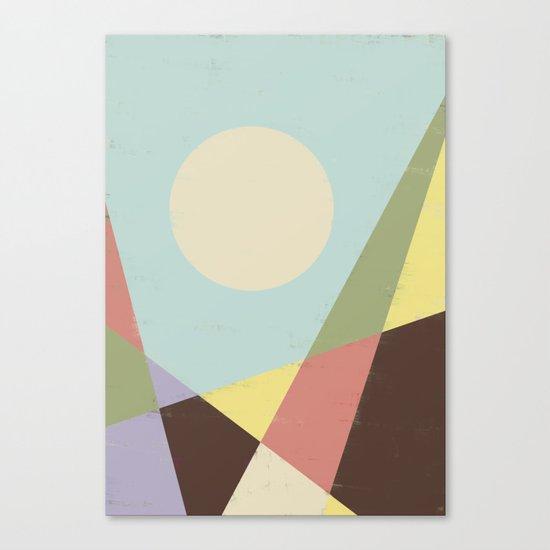 HERE VII Canvas Print