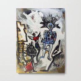 Destruction of Radiance Metal Print